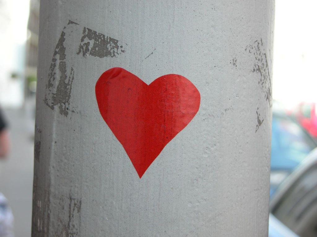 rufendes Herz